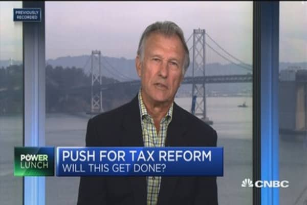 Fmr. Wells Fargo CEO on taxes and its impact on home buyers