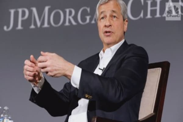 JPMorgan reportedly getting into bitcoin futures trading even though Dimon believes it is a fraud