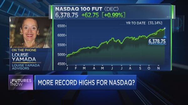 There are more record highs in store for the Nasdaq: Yamada