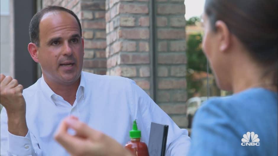 Marcus Lemonis blames one person for his 'Profit' failures … himself