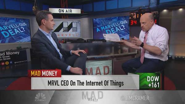 Marvell CEO on Cavium acquisition