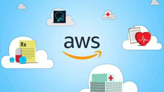 AWS is partnering with Cerner on cloud deal for HealtheIntent