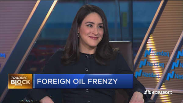 Geopolitical risk premium priced into oil: Energy expert