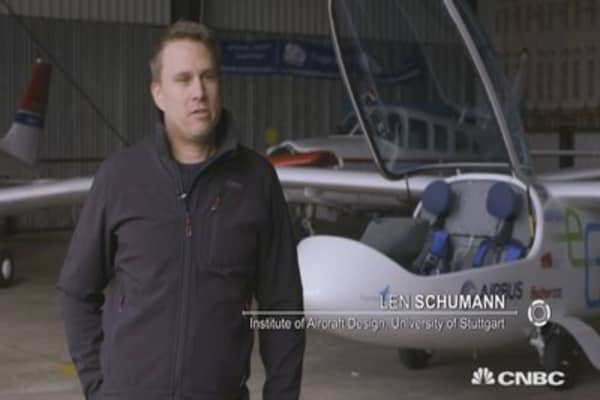 Electric planes could transform aviation