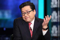 Wall Street's bitcoin bull Tom Lee: 'We are tired of people asking us about target prices'