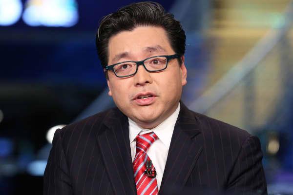 Tom Lee, Fundstrat Global Advisors