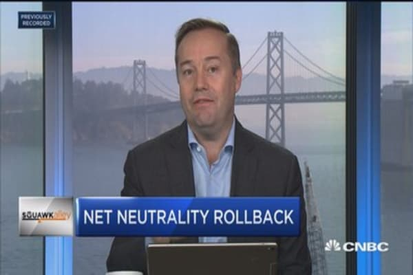 Jason Calacanis on net neutrality: You cannot trust big companies to do the right thing