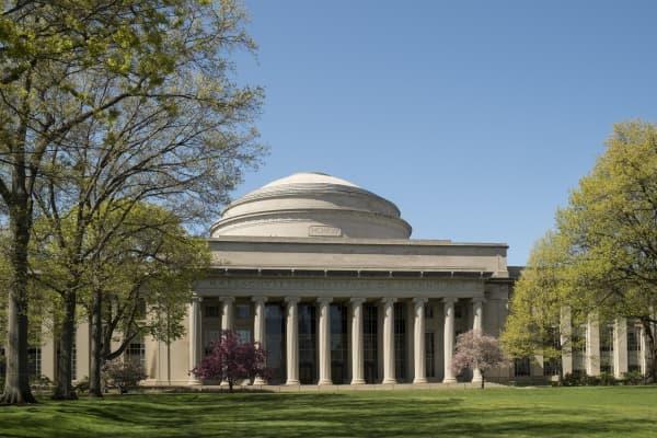 Massachusetts Institute of Technology was Ridner's dream school