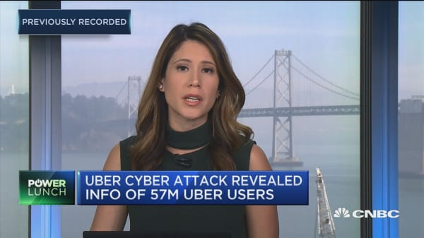 New York AG investigating Uber cyber attack