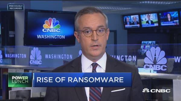 Rise of ransomware