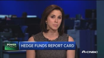 Goldman releases Q3 hedge fund report card