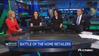 Buy online, pickup in store challenge: Home Depot vs. Lowe's