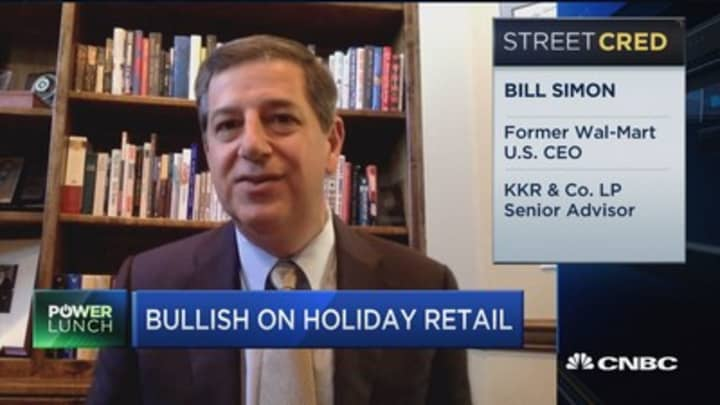 Former Wal-Mart CEO: Retailers that do 'buy online, pick up in store' right have a competitive advantage