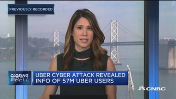 Uber Hack: Ride share company's latest crisis