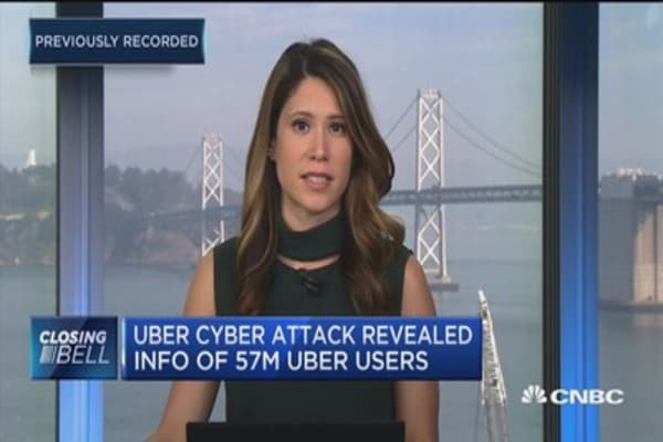Uber Hack: Ride share company's latest crisis