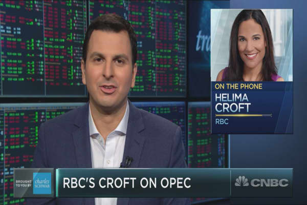 RBC's Helima Croft on her oil outlook