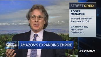 As Amazon expands its empire, tech investor Roger McNamee reveals what we can expect next