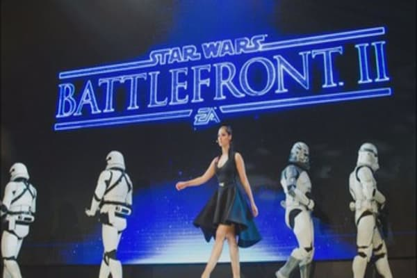 EA's 'Star Wars' gamer outrage raises questions over microtransactions