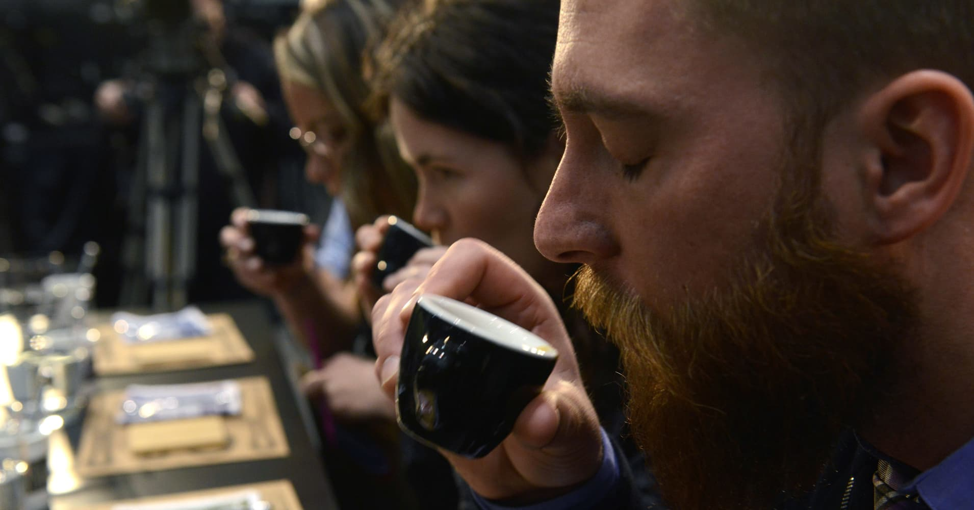 Three coffees a day linked to range of health benefits, study says