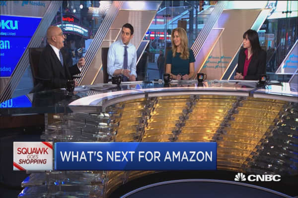 Jan Kniffen: I think Amazon should buy Kohl's. Here's why
