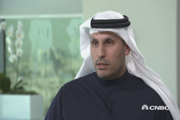 Abu Dhabi sovereign fund chief on SoftBank partnership