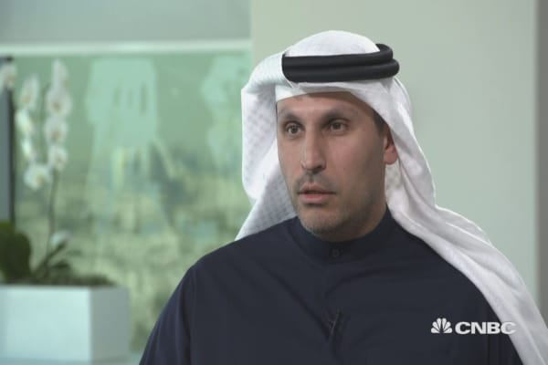 Abu Dhabi sovereign fund chief: 'Every transaction goes through a lot of scrutiny'
