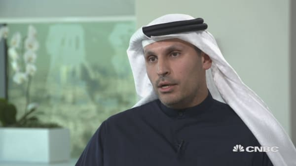 Saudi Vision 2030 'makes perfect sense': Abu Dhabi sovereign fund chief