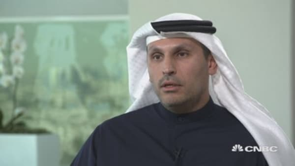 Mubadala CEO doesn't agree with Jamie Dimon's view on bitcoin