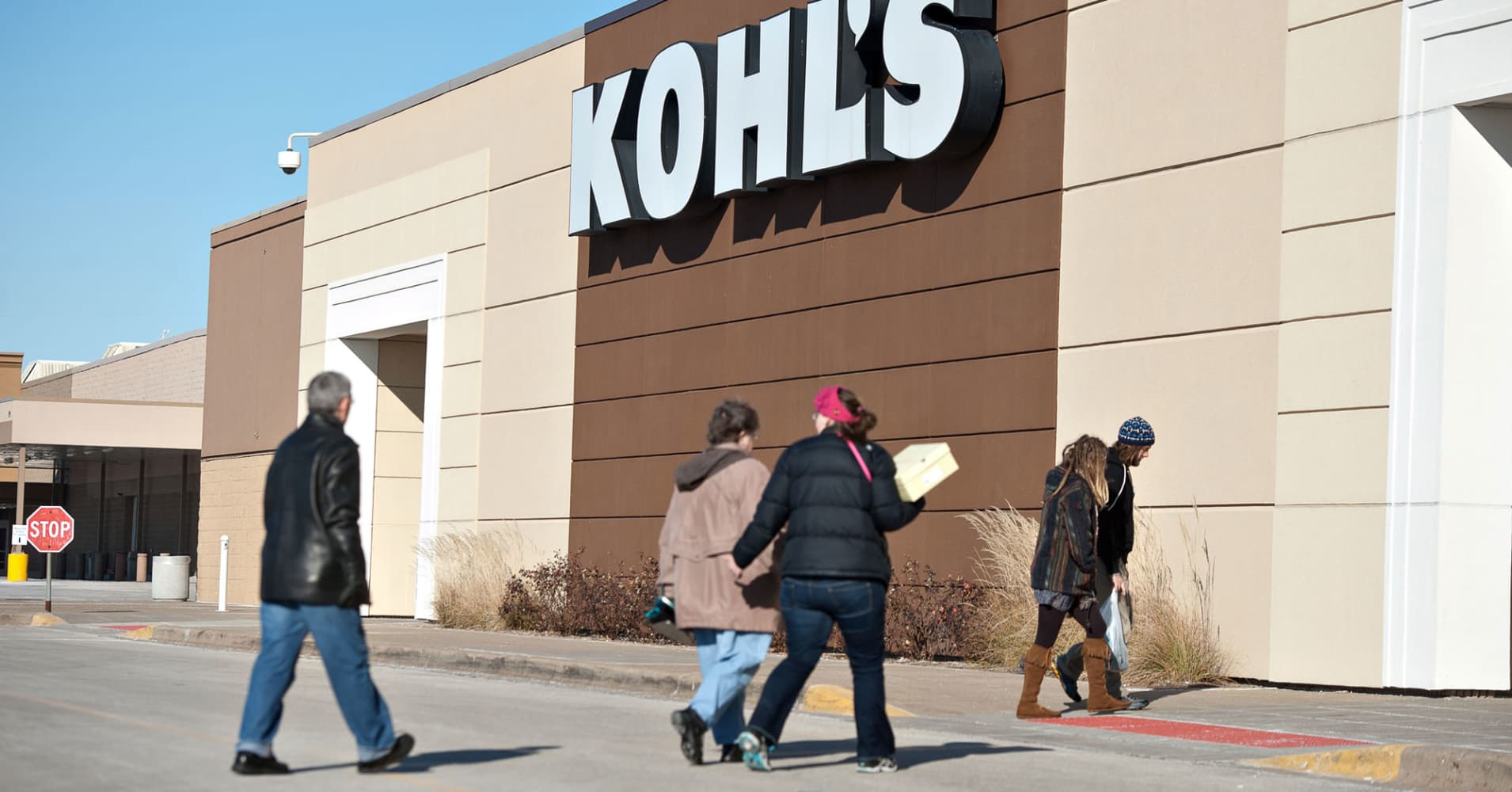 Heres The Case For Why Amazon Should Buy Kohls