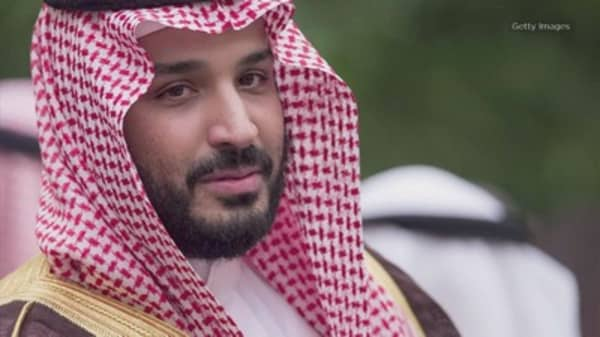 Saudi Crown Prince calls Iran leader 'new Hitler': NYT