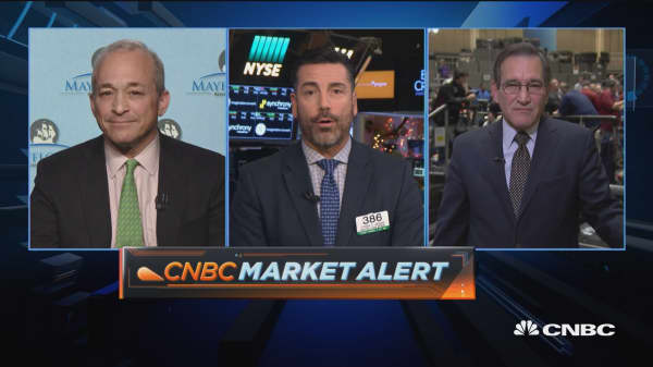 Closing Bell Exchange: Can the retail sector push back on new market highs?