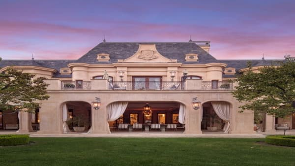 This $45M Beverly Hills castle looks like it belongs in a fairytale