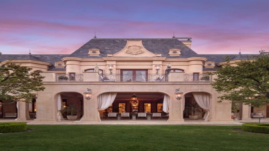 This $45M Beverly Hills castle looks like it belongs in a fairytale