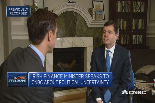 Tax scrutiny is a consequence of growing global debate: Irish fin min