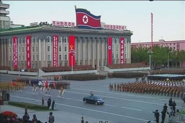 Russia warns of 'apocalyptic scenario' on Korean Peninsula