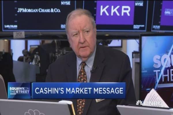 Veteran trader Art Cashin: Why markets aren't in a celebratory mode