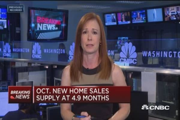 October new home sales blow past expectations
