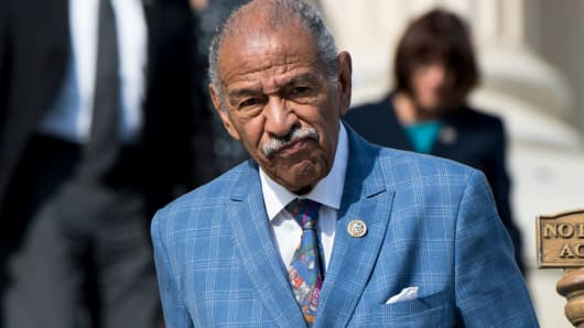 Rep. John Conyers, D-Mich.