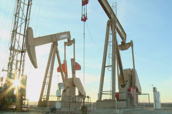 Oil prices could spike more than 25%, according to closely followed economist Jim O'Neill