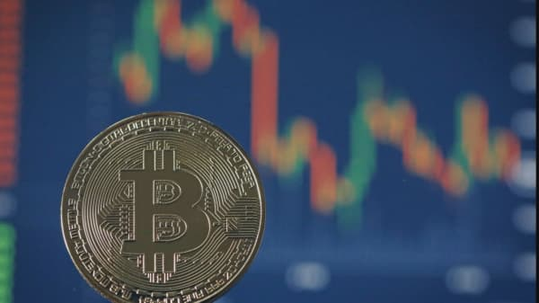 "Bitcoin has gone ""parabolic,"" says trader"