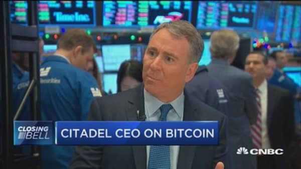 CEO Ken Griffin on keeping America competitive and Bitcoin