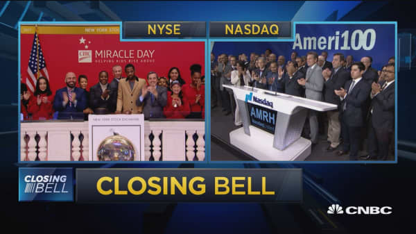Closing Bell: Dow, S&P 500 on pace for record close