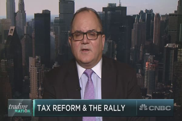 Oppenheimer's Stoltzfus on tax reform and the market