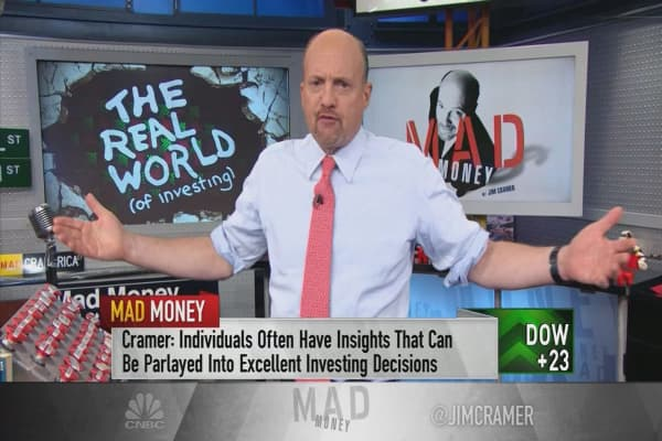 Who Cramer resents most on the Street