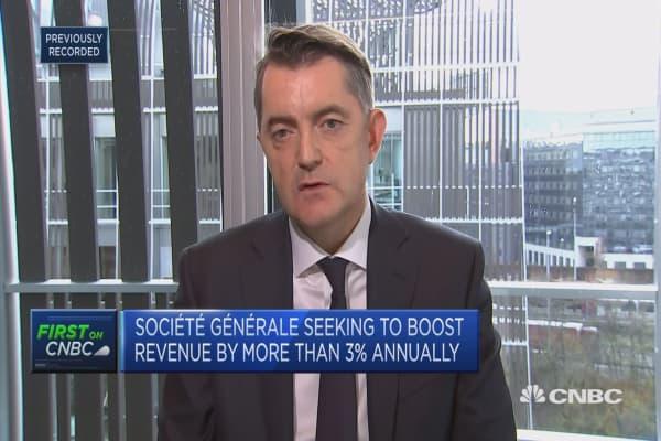Societe Generale unveils €1.1 billion savings plan
