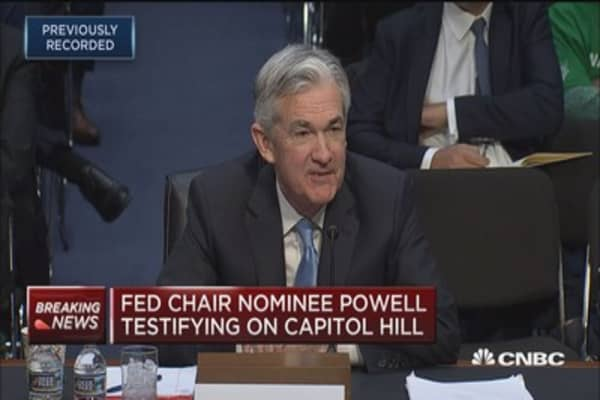 Jerome Powell: Case for a December rate hike is coming together