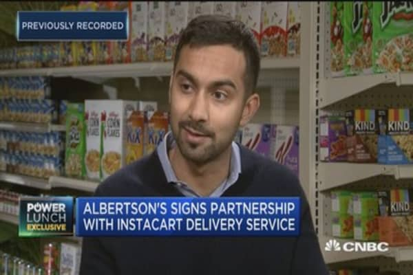 Instacart CEO: Amazon-Whole Foods deal was a turning point in the industry
