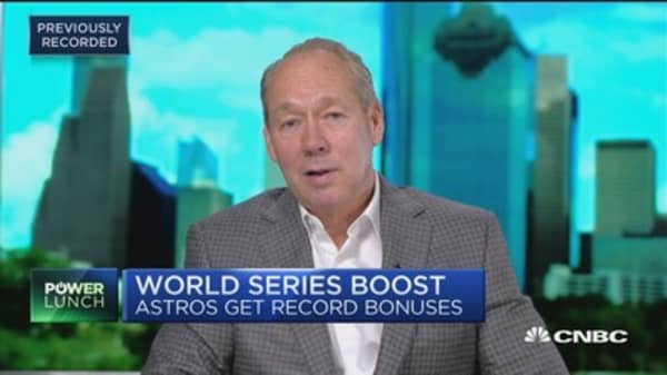 Houston Astros owner: World Series win proves our model did work
