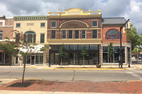 Entrepreneur Jason Duff Rehabilitated Three Storefronts That Now House A  Primary Care Doctors Office, An