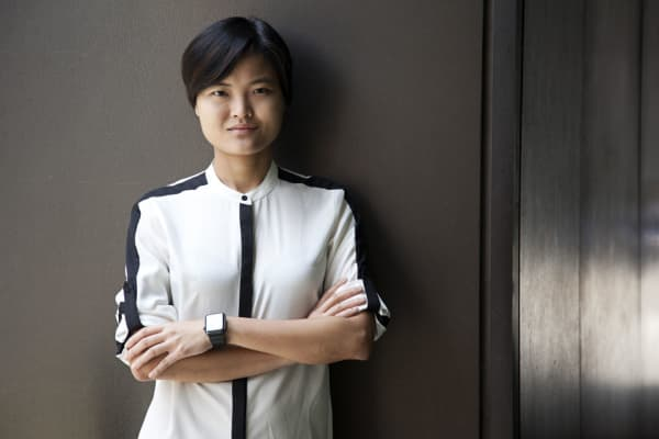 Tan Hooi Ling, co-founder and chief operating officer of Grab.